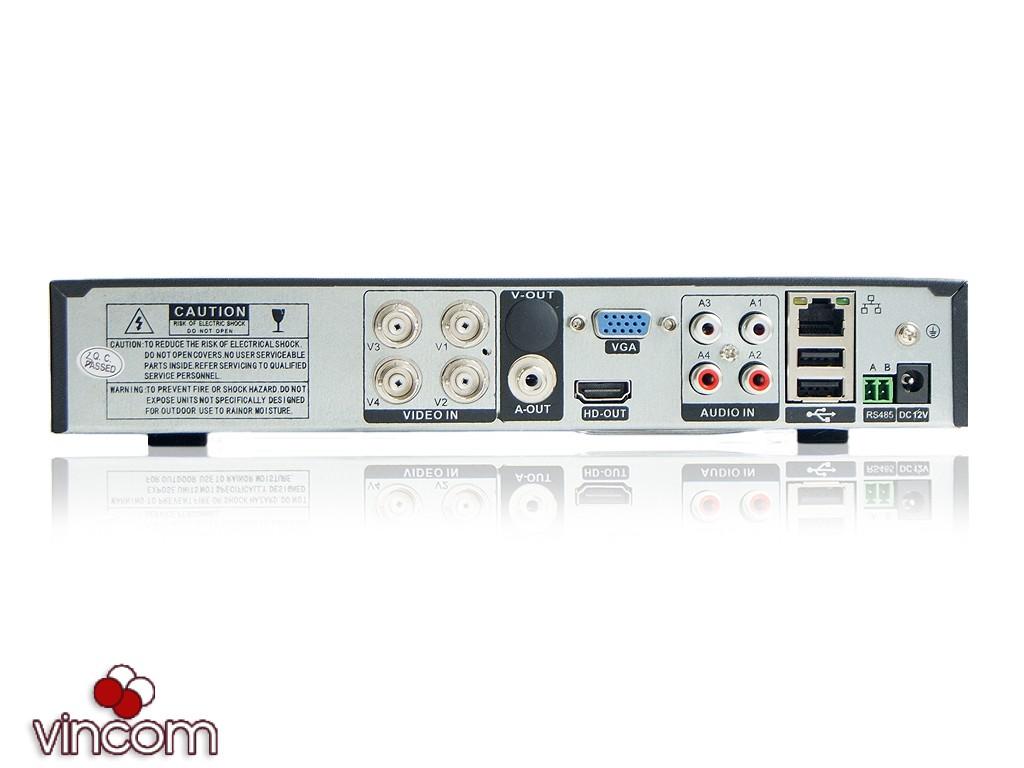 covi security Комплект AHD видеонаблюдения CoVi Security AHD-1W KIT 22799