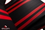 Кресло геймерское GT Racer X-2504-M Black/Red Фото 6
