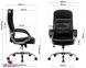 Кресло GT Racer Business X-2873-1 Black Фото 0
