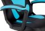 Кресло геймерское детское GT RACER X-1414 BLACK/LIGHT BLUE Фото 5