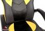 Кресло геймерское GT Racer X-2752 Black/Yellow Фото 2
