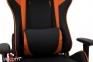 Кресло геймерское GT Racer X-3501 Black/Orange Фото 2