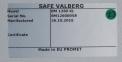 Шкаф огнестойкий VALBERG BM-1260 Фото 4
