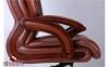 Кресло AMF Ванкувер кожа коричневая (625-B+PVC) Фото 4