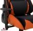 Кресло геймерское GT Racer X-3501 Black/Orange Фото 3