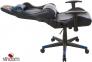 Кресло геймерское GT Racer X-2504-M Black/Blue Фото 3