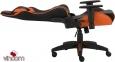 Кресло геймерское GT Racer X-3501 Black/Orange Фото 0
