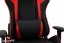 Кресло геймерское GT Racer X-3501 Black/Red Фото 3