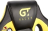Кресло геймерское GT Racer X-2752 Black/Yellow Фото 1