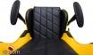 Кресло геймерское GT Racer X-2579 Black/Yellow Фото 5