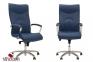 Кресло Новый Стиль FELICIA steel chrome (Экокожа) Фото 2
