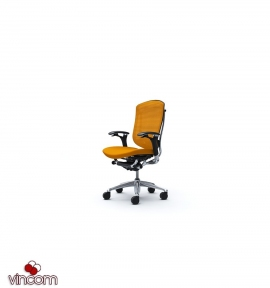Кресло Okamura Contessa mesh orange