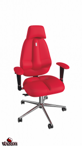 Кресло Kulik System Classic красный (ID 1201)