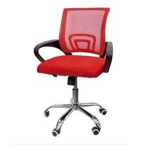 Кресло офисное Goodwin Netway S red