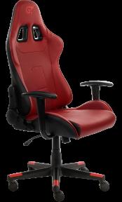 Кресло геймерское GT Racer X-2317 Black/Wine red
