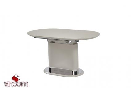 Стол обеденный Vetro ТММ-56 капучино