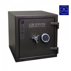 Сейф зламостійкий Griffon CLE III.50.K.E
