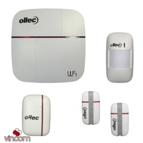 oltec Комплект сигнализации Oltec GSM-WiFi-KIT ko-26696
