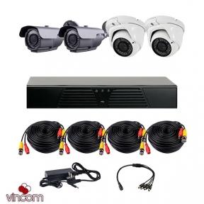 Комплект AHD видеонаблюдения CoVi Security HVK-3005 AHD PRO KIT