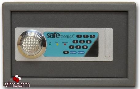 Сейф гостиничный Safetronics HTL 20 LE