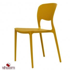 Стул Concepto Spark желтый карри