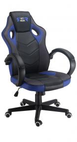 Кресло GT Racer X-2752 Black/Blue
