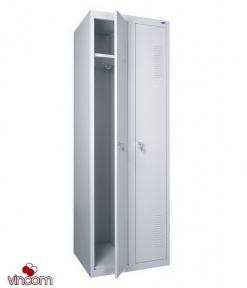 Шкаф одежный металлический ШОП-300/2
