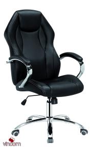 Кресло Special4You Cross black (E4787)