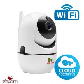 Видеокамера Partizan Cloud Robot FullHD IPH-2SP-IR