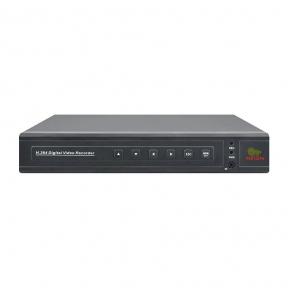 IP-видеорегистратор Partizan NVD-411 POE 2.0 Cloud 5.0MP для 9 камер