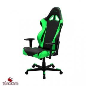 Кресло геймерское DXRacer Racing OH/RE0/NE Black/Green