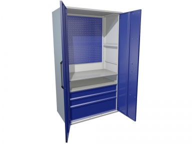 Шкаф инструментальный ПРАКТИК HARD 2000-062012