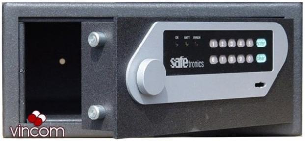 Сейф гостиничный Safetronics HT1-17/43МЕ