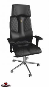Кресло Kulik System Business черный (ID 0601)