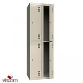 Шкаф гардеробный Арго-металл МСК 2942-800