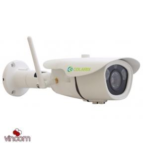 Камера IP Wi-F наружная 32 Gb COLARIX CAM-IOF-012