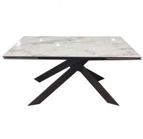 Стол Concepto Gracio Light Grey керамика 160-240 см