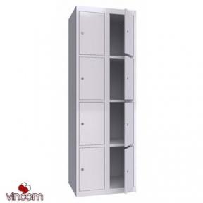 Шкаф гардеробный Арго-металл МСК 2944-600
