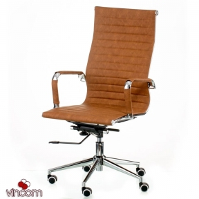Кресло Special4You Solano artleather light-brown
