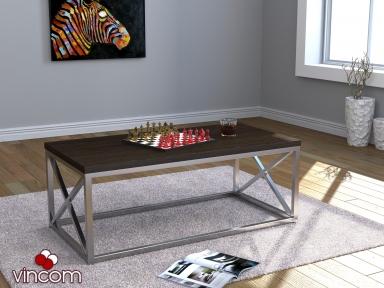 loft design Стол журнальный Loft Desing L-5 L5 - венге st-24787