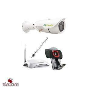 colarix Комплект видеонаблюдения Colarix PERIMETER 3G + 22626
