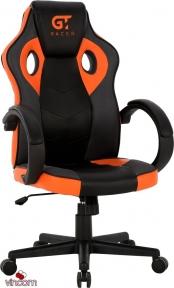 Кресло геймерское GT Racer X-2752 Black/orange