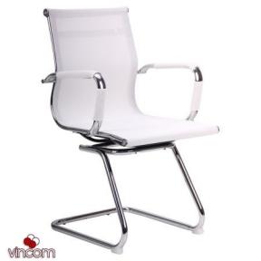 Кресло AMF Slim Net CF (XH-633C) белый