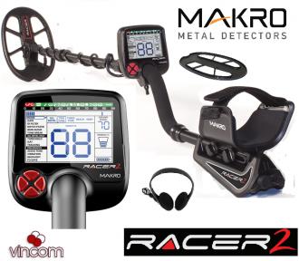Металлоискатель Md Makro Racer2