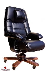 Кресло Примтекс Плюс STATUS EXTRA (Экокожа)