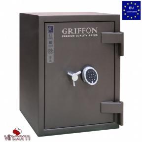 Сейф взломостойкий Griffon CLE III.65.E