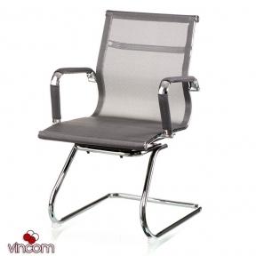Кресло Special4You Solano office mesh grey