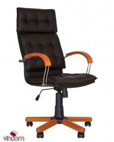 Кресло Новый Стиль RICHMOND wood Tilt EX1 (Экокожа)