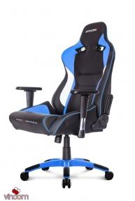 Кресло Akracing ProX CPX11 black&blue&white