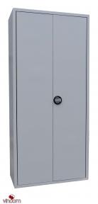 Шкаф архивный FEROCON ШСБ-12-02-08х18х04-Ц.7035